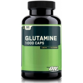 Optimum GLUTAMINE 1000 60 капсул