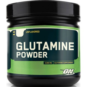 Optimum GLUTAMINE POWDER 600 грамм