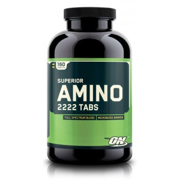Optimum AMINO 2222 TABS 160 таблеток