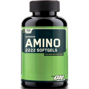 Optimum AMINO 2222 150 капсул