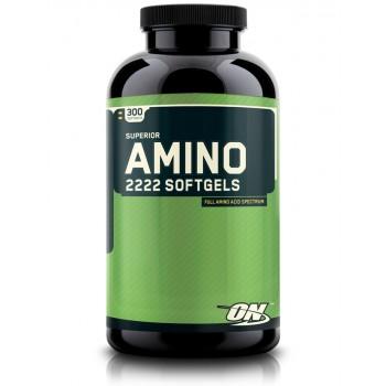Optimum AMINO 2222 300 капсул