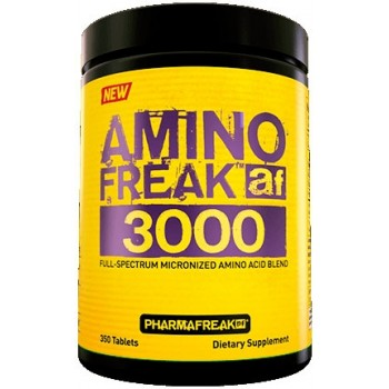 Pharma Freak Amino Freak 3000 International 350 капсул