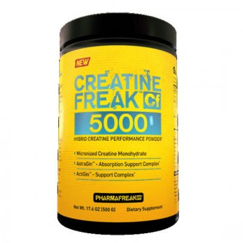 Pharma Freak Creatine Freak 5000 500 грамм