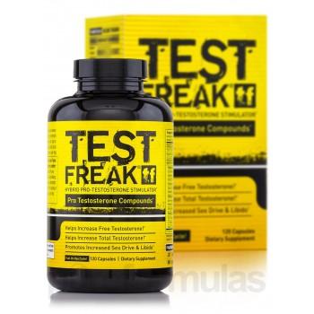 Pharma Freak Test Freak 120 капсул