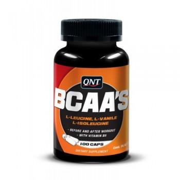 QNT BCAA 100 капсул