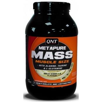 QNT Gainer Metapure Mass + 2500 грамм