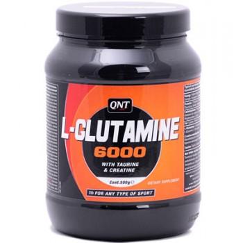 QNT L-Glutamine 500 грамм