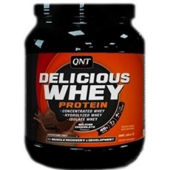 QNT Protein Delicions whey 350 грамм