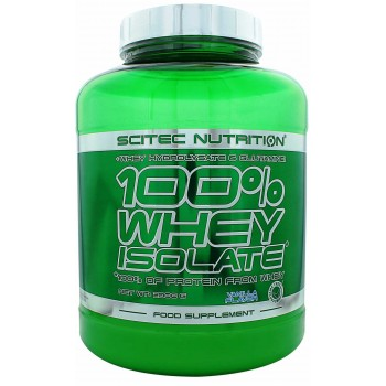 Scitec 100% Whey Isolate 2000 грамм