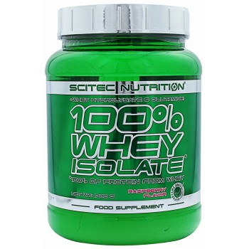 Scitec 100% Whey Isolate 700 грамм