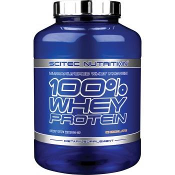 Scitec 100% Whey Protein 2350 грамм