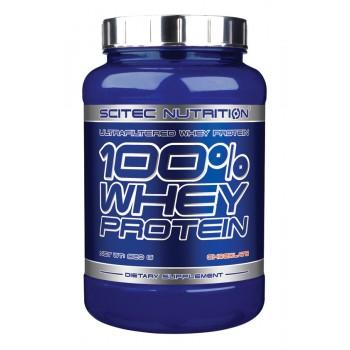 Scitec 100% Whey Protein 900 грамм