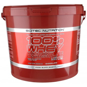 Scitec 100% Whey Protein Professional 5000 грамм