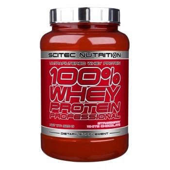 Scitec 100% Whey Protein Professional 900 грамм