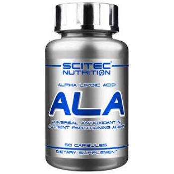 Scitec ALA 50 капсул