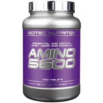 Scitec AMINO 5600 1000 таблеток