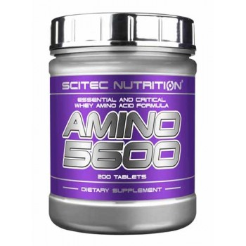 Scitec AMINO 5600 200 таблеток