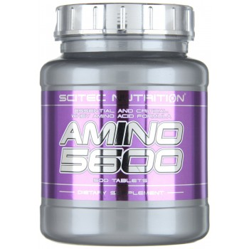 Scitec AMINO 5600 500 таблеток