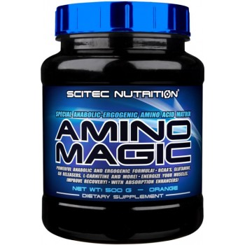 Scitec AMINO MAGIC 500 грамм
