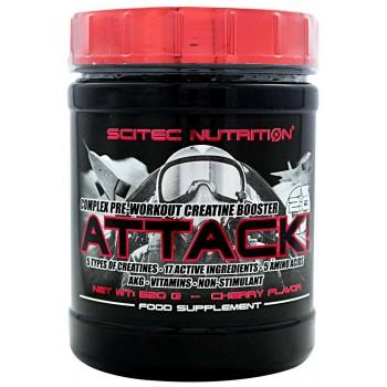 Scitec ATTACK 2.0 320 грамм
