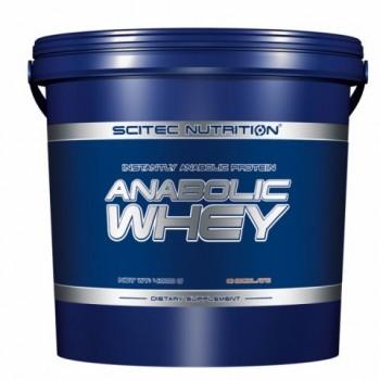 Scitec Anabolic Whey 4000 грамм