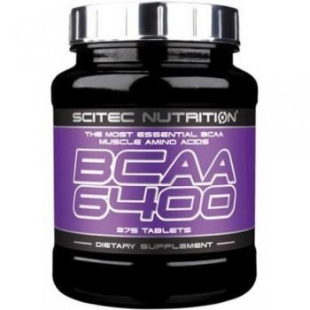 Scitec BCAA 6400 375 таблеток