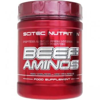 Scitec BEEF AMINOS 200 таблеток