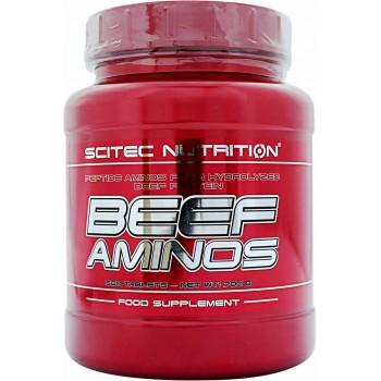 Scitec BEEF AMINOS 500 таблеток