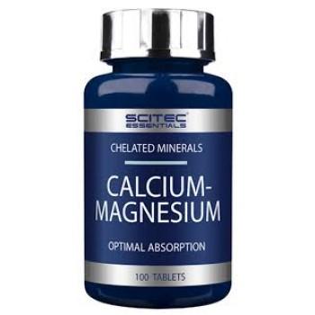 Scitec Calcium Magnesium 100 капсул