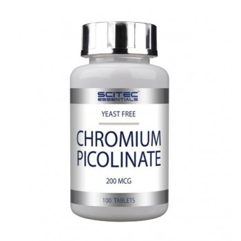 Scitec Chromium Picolinate 100 капсул