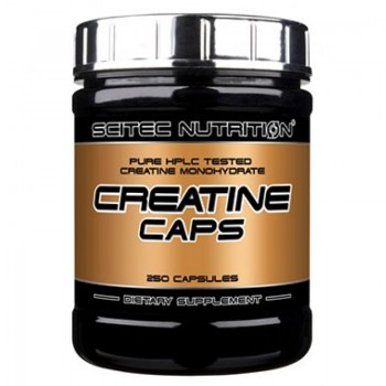 Scitec Creatine Caps 250 капсул