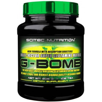 Scitec G-BOMB 2.0 308 грамм