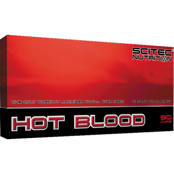 Scitec HOT BLOOD 90 капсул