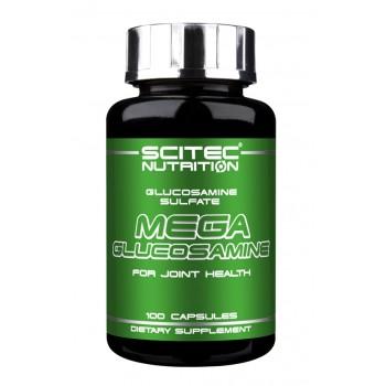 Scitec MEGA GLUCOSAMINE 100 капсул