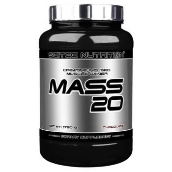 Scitec Mass 20 1750 грамм