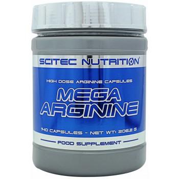 Scitec Mega Arginine 140 капсул