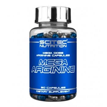 Scitec Mega Arginine 90 капсул