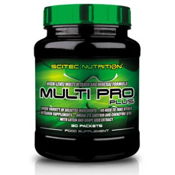 Scitec Multi Pro Plus 30 пакетов