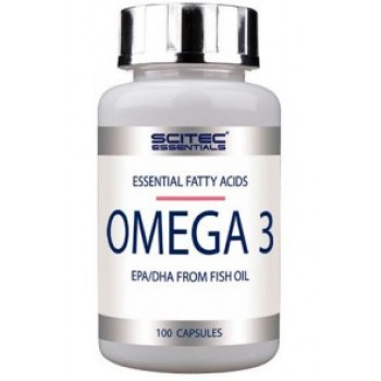 Scitec Omega 3 100 капсул