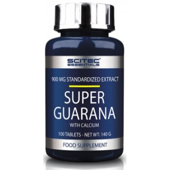 Scitec Super Guarana 100 капсул