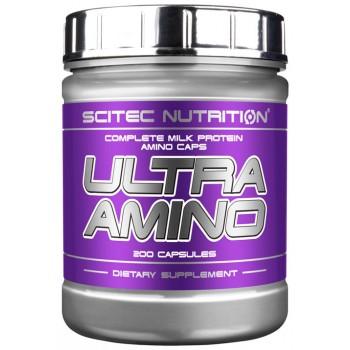 Scitec Ultra Amino 200 капсул