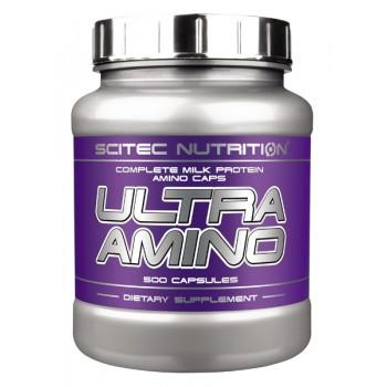 Scitec Ultra Amino 500 капсул