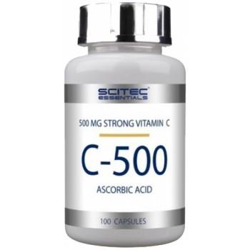 Scitec Vitamin C-500 100 капсул
