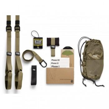 TRX Петли подвесные тренировочные TACTICAL FORCE T3