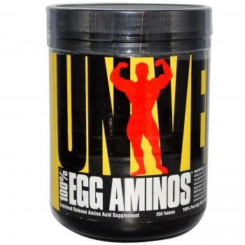 Universal 100% EGG Aminos 250 таблеток