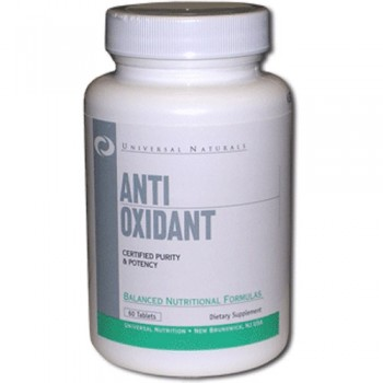 Universal AntiOxidant 60 таблеток