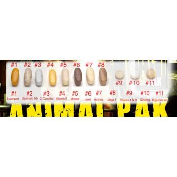 Universal Animal Pak 44 пак