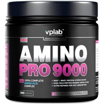 VP Lab AMINO PRO 9000 300 таблеток
