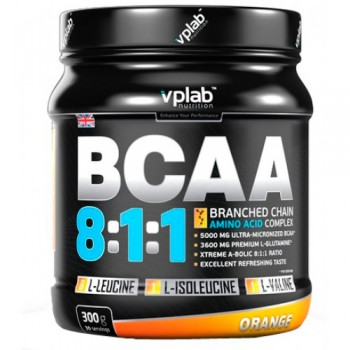 VP Lab BCAA 8.1.1 300 грамм