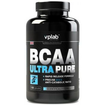 VP Lab BCAA ULTRA PURE 120 капсул